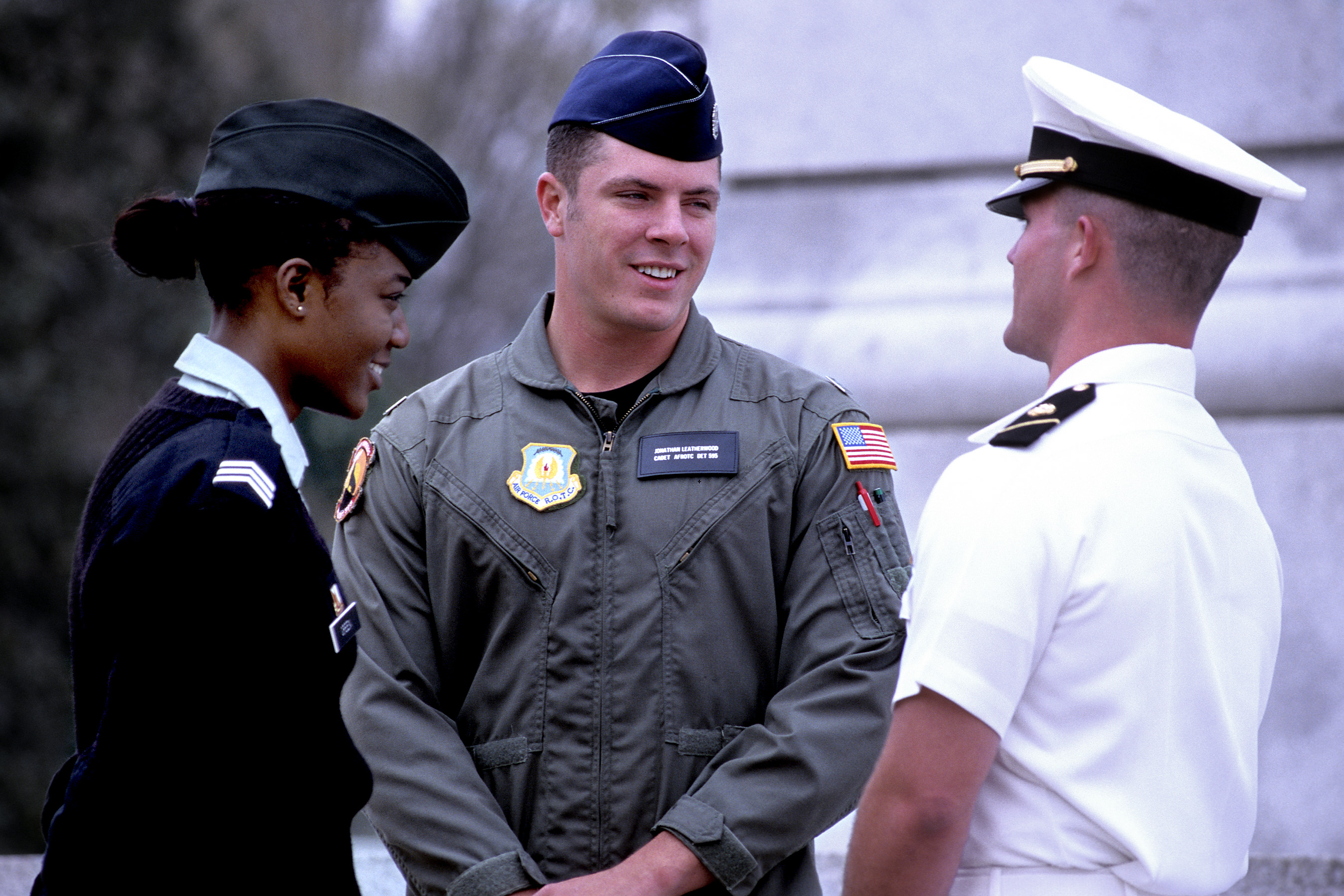 How to get into the ROTC?