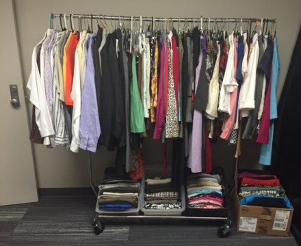 NC State Clothing Closet Picture