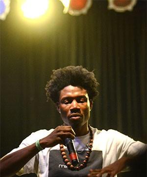 Rapper Professor Toon