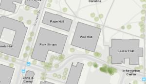 Park Shops Map