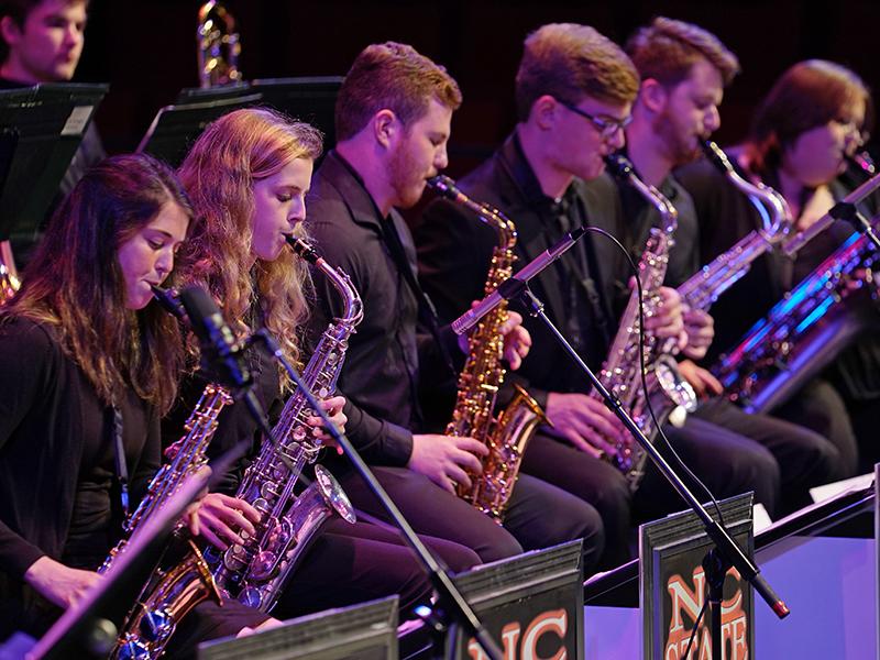 NCState Jazz Ensemble