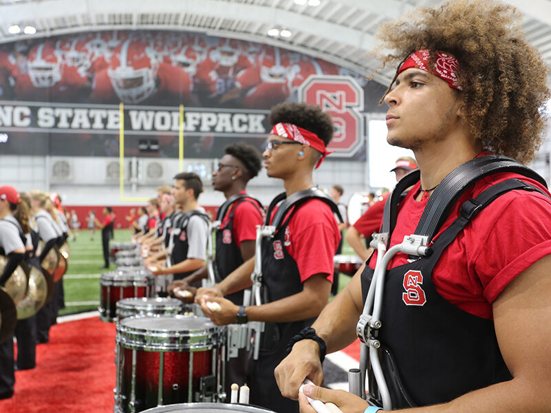 NCState Marching Band
