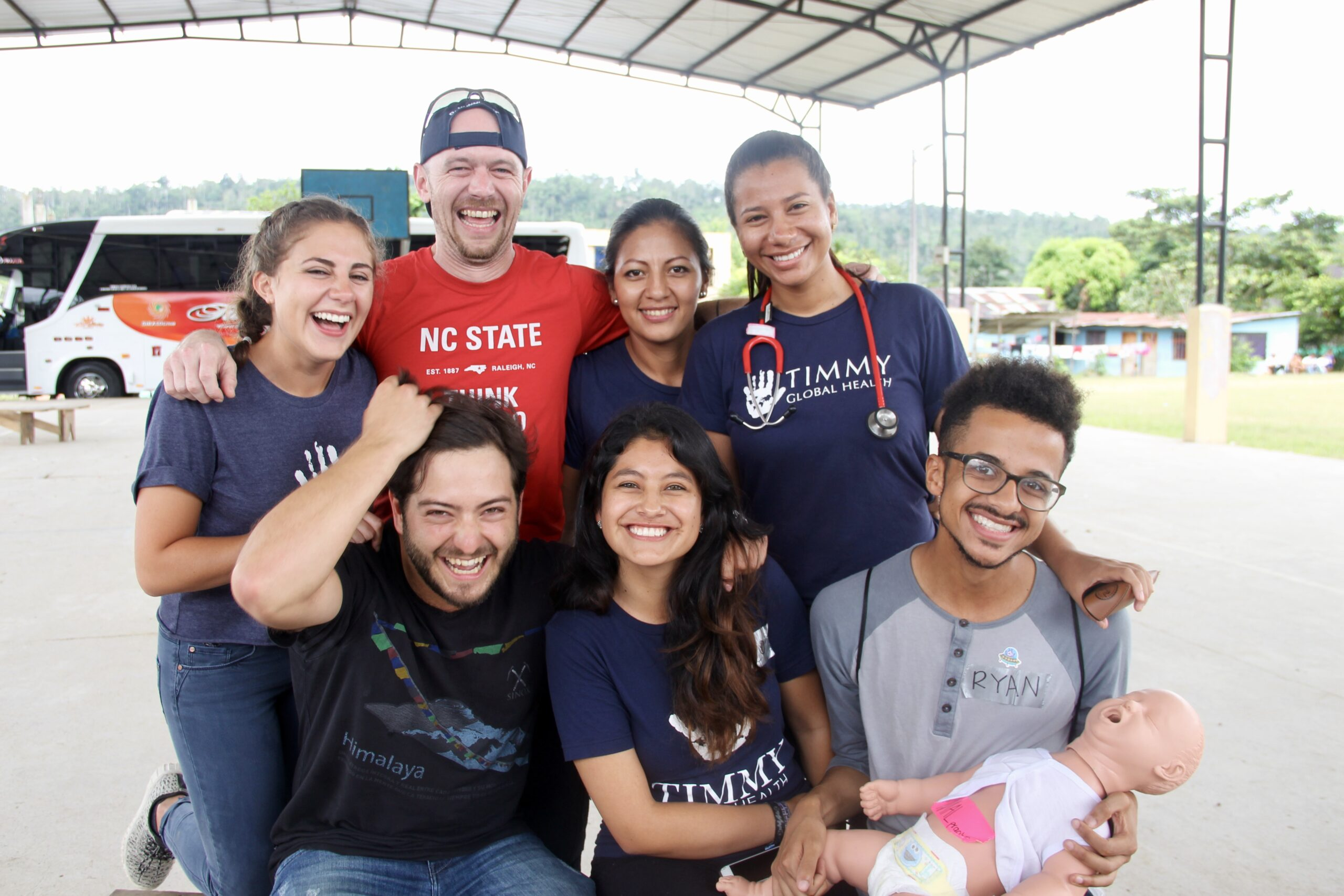 Alternative Service Break in Ecuador, 2018