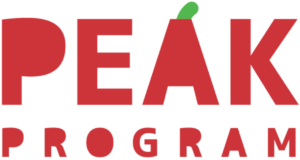 PEAK Program Logo